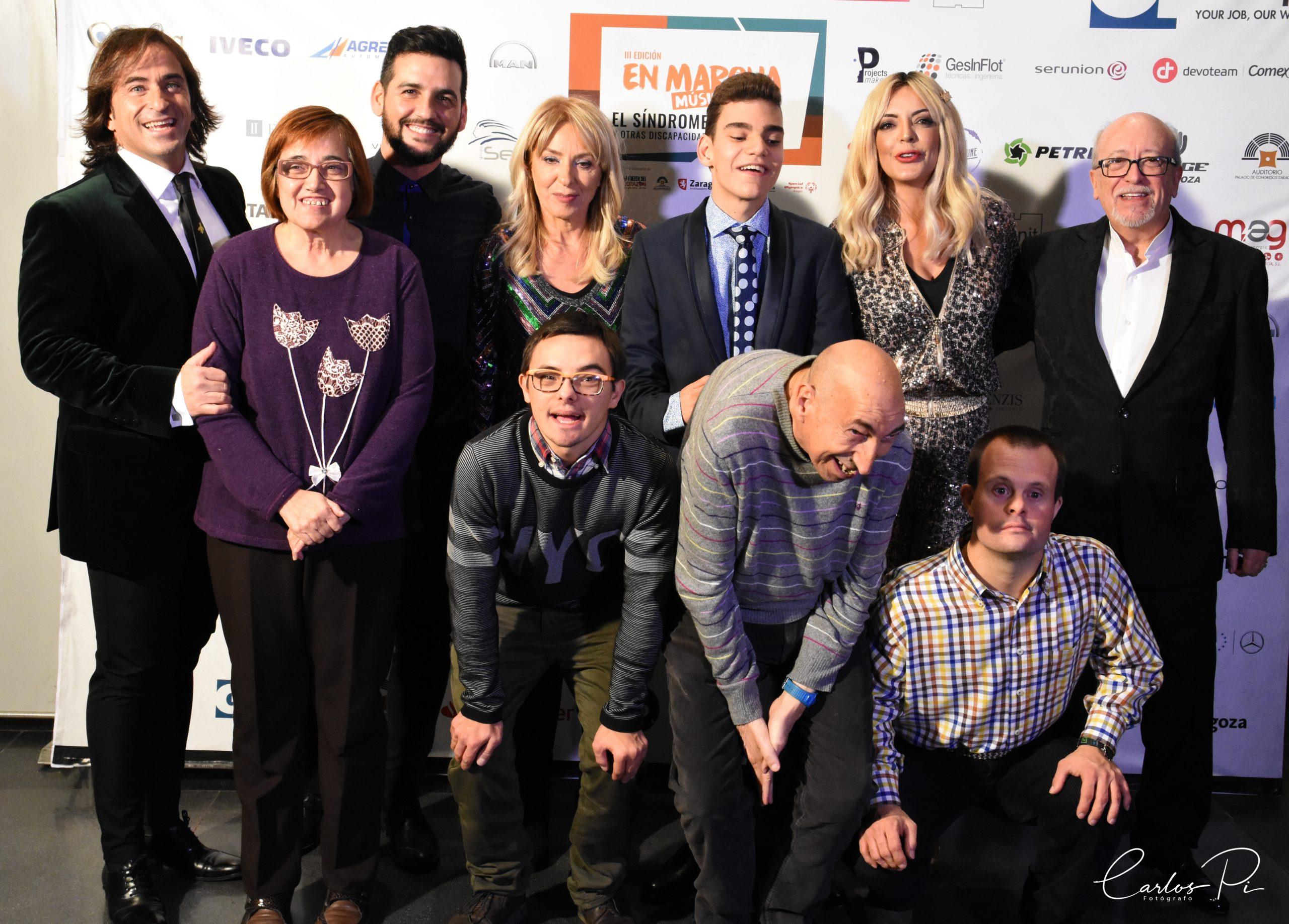 La Gala Sesé recauda más de 30.000 euros para colectivos de discapacidad intelectual