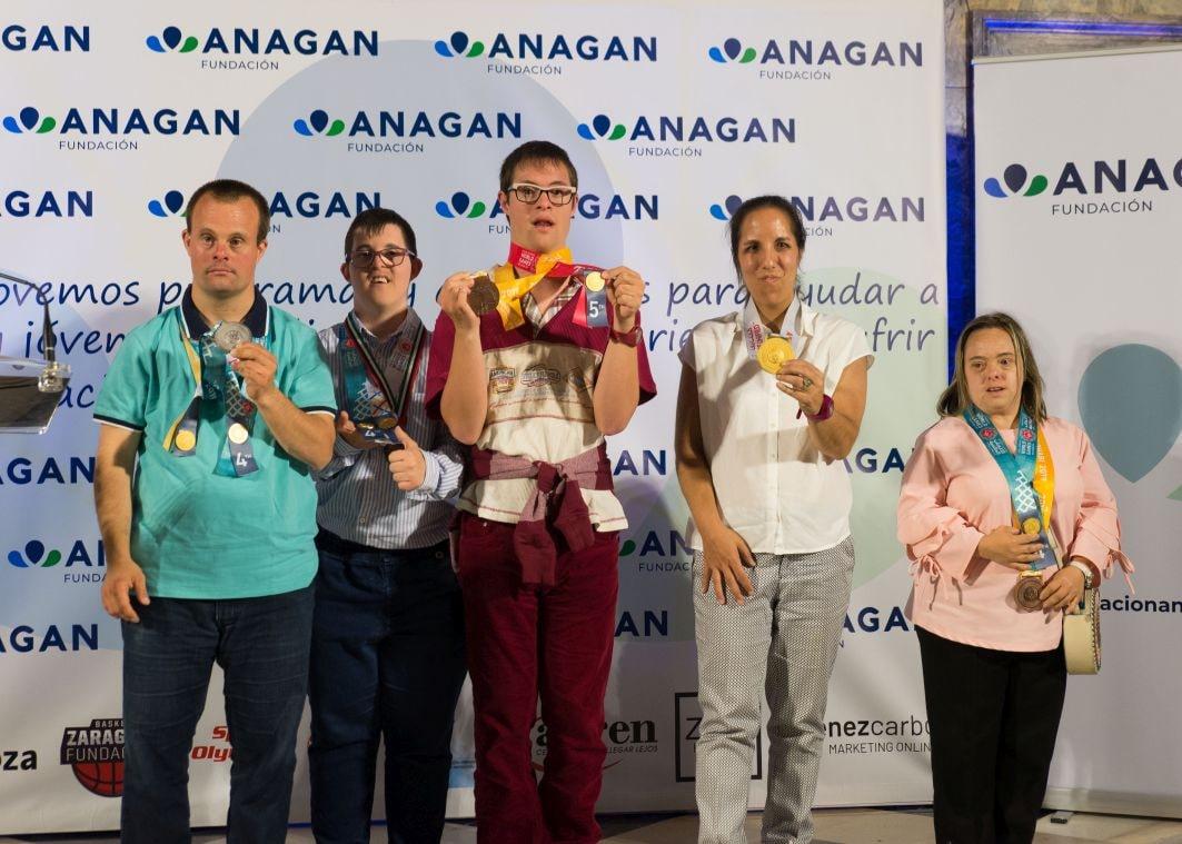 Fundación Anagán, nuevos compañeros de camino