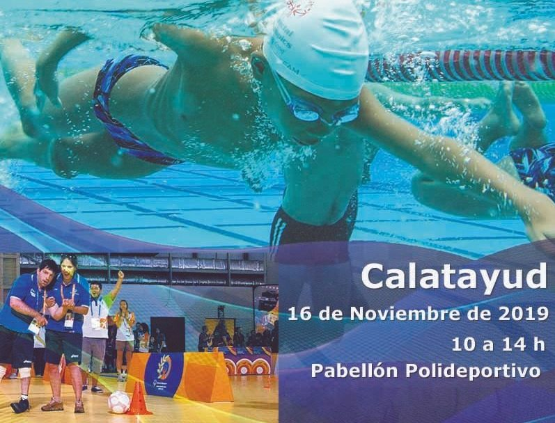 """Campeonato autonómico de Natación y PPMM """"Juntos lo logramos"""""""