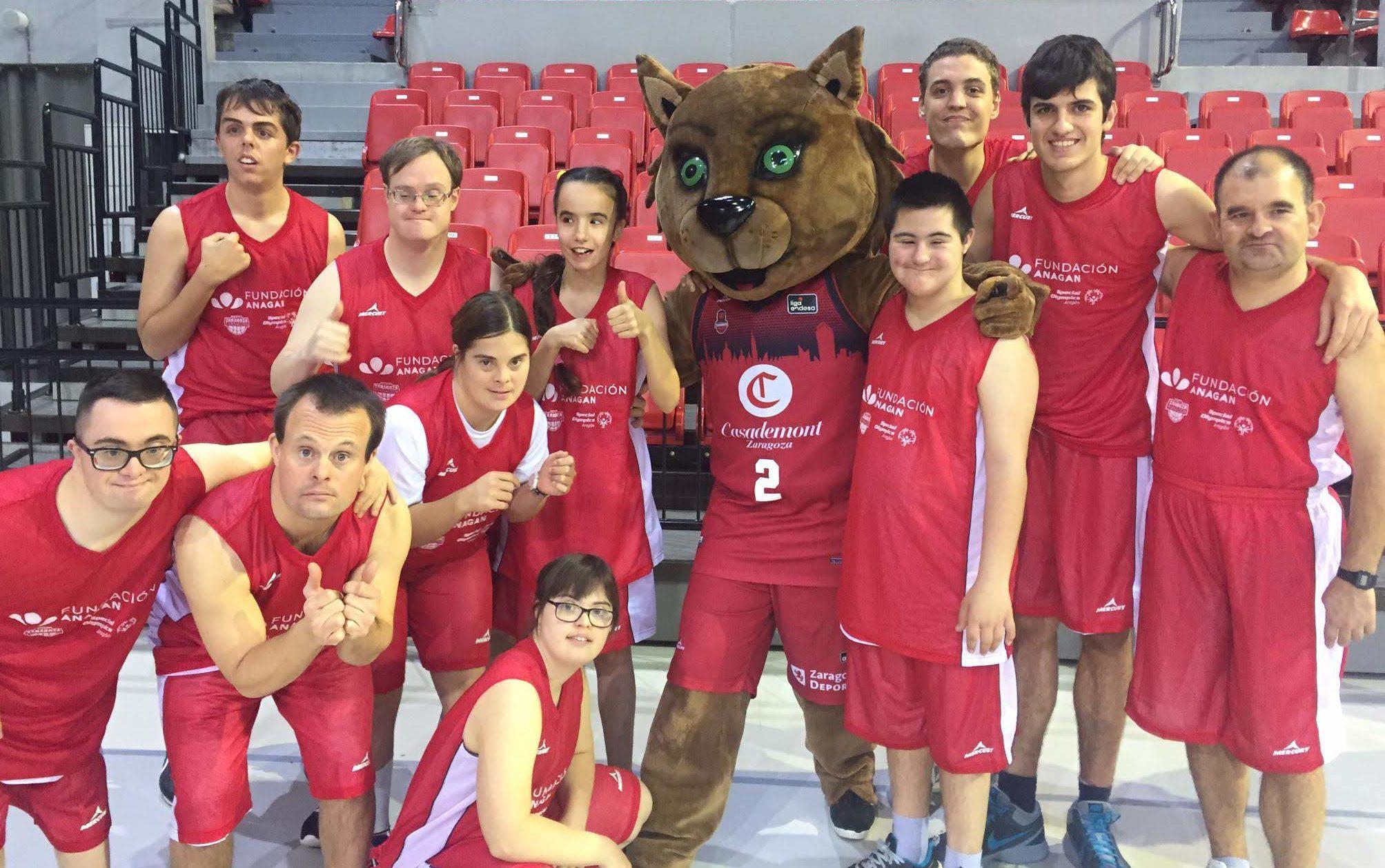 Torneo escuelas Basket Zaragoza